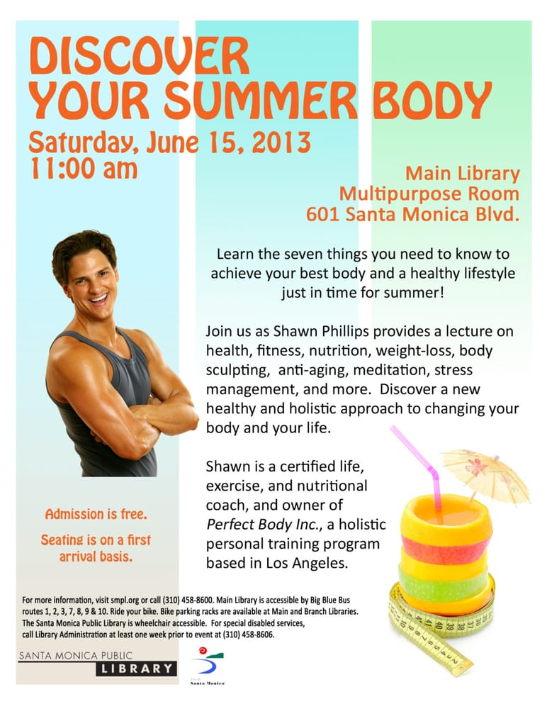 La Personal Trainer Nutritionist Shawn Phillips Yelp