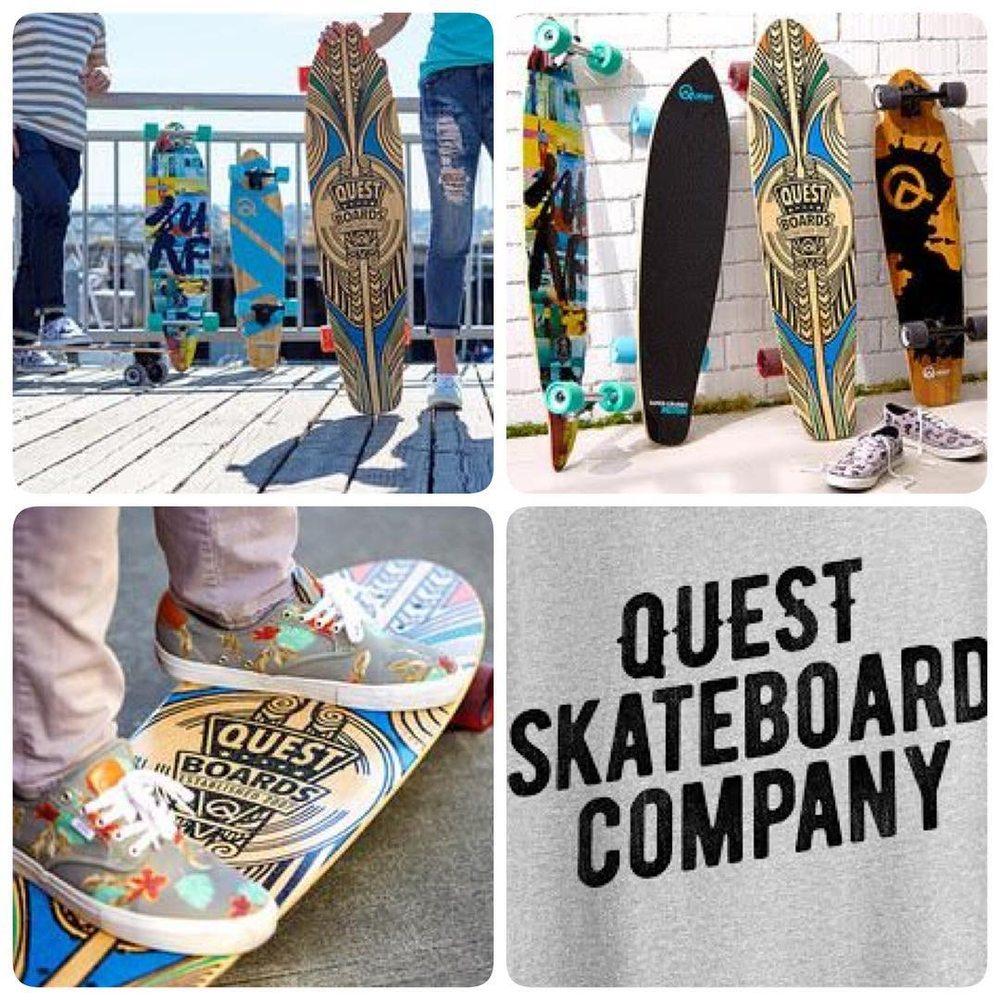 Quest Boards: 20955 Pathfinder Rd, Diamond Bar, CA