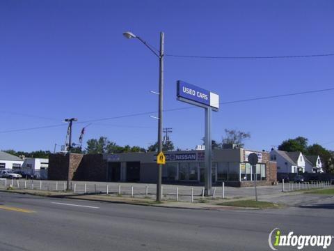 Bedford Nissan Collision Center