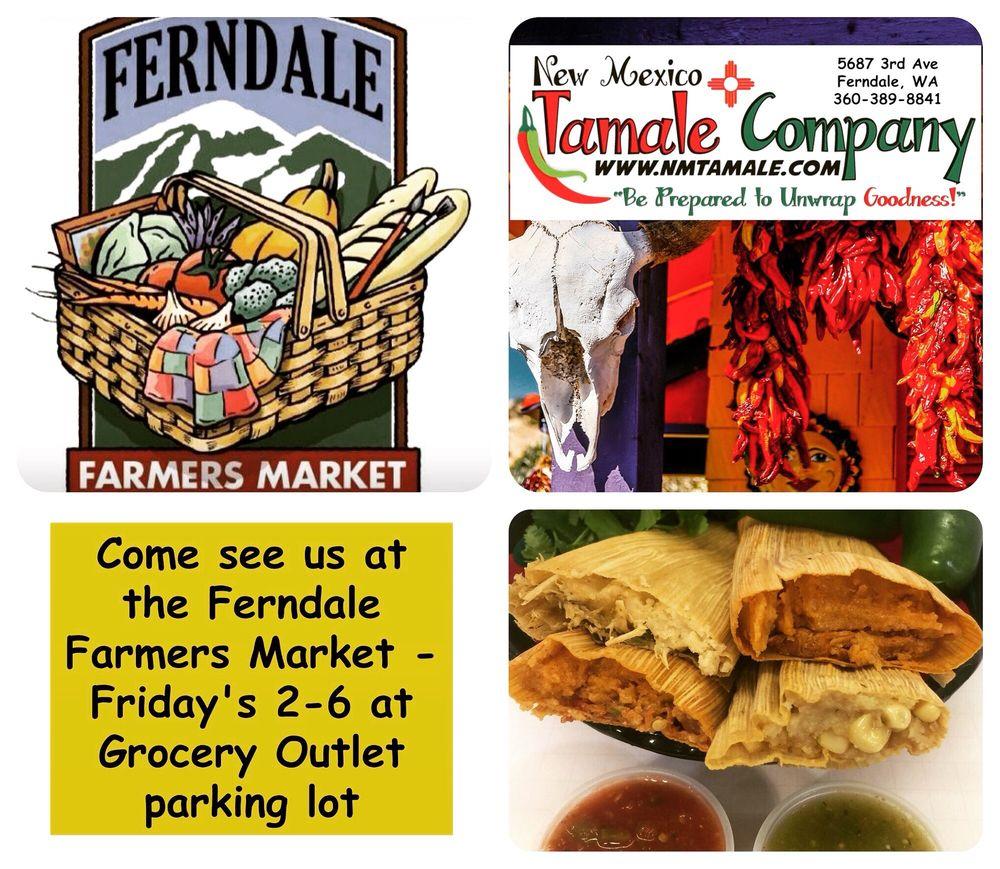 Ferndale Farmers Market: 2007 Cherry St, Ferndale, WA