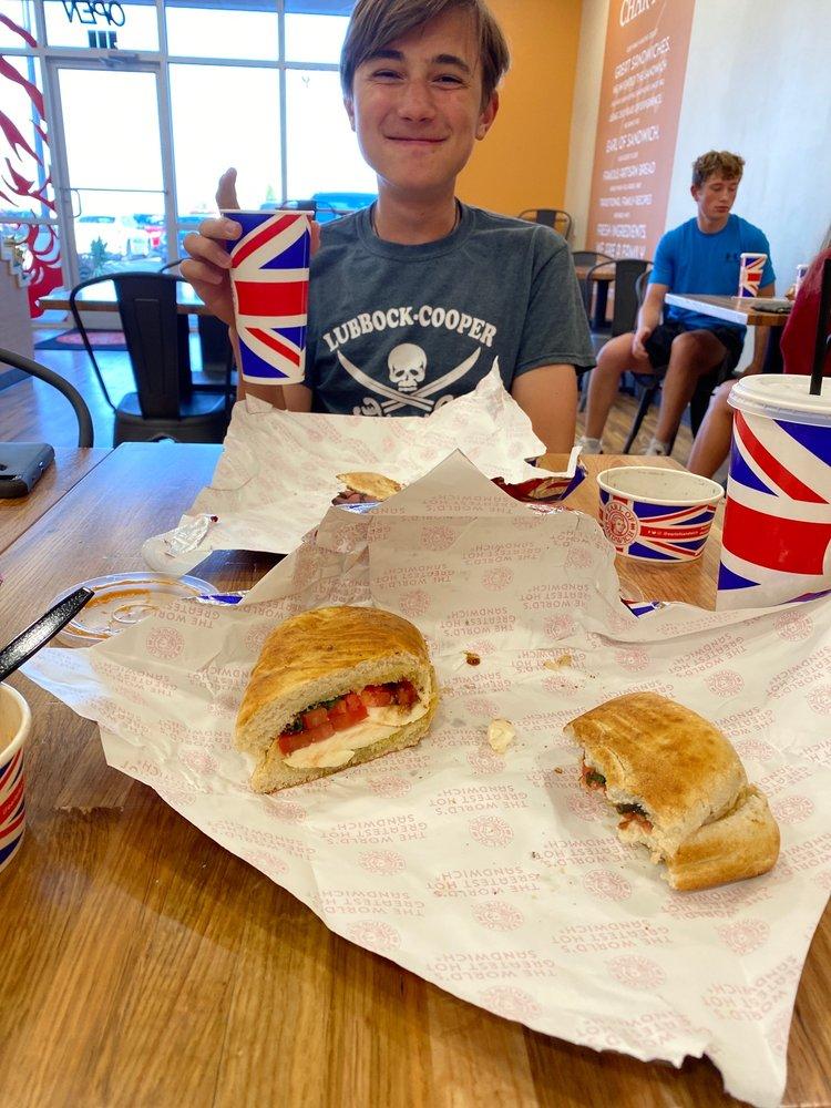 Food from Earl of Sandwich