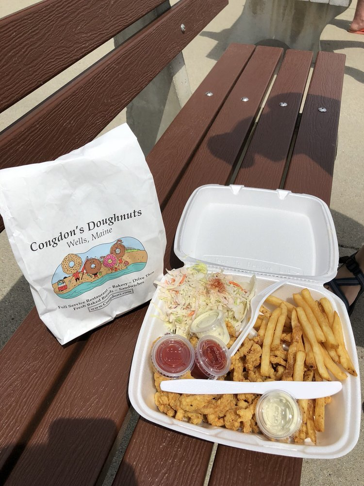Forbes Seafood Restaurant Take Out