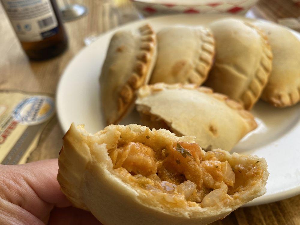 Food from Patagonia Empanadas