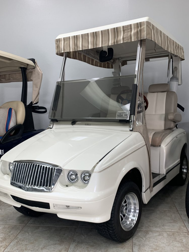 GolfCarts Unlimited: 2587 N Harbor City Blvd, Melbourne, FL