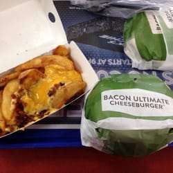 Photo Of Jack In The Box Greenville Sc United States Bacon Cheddar