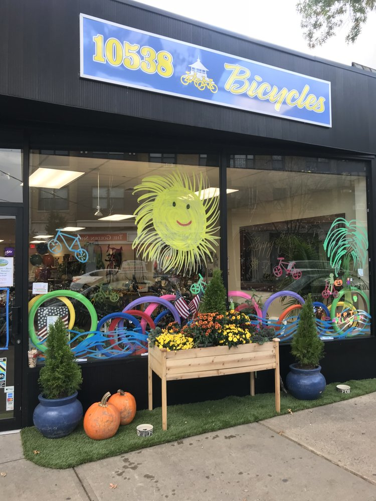 10538 Bicycles: 146 Larchmont Ave, Larchmont, NY