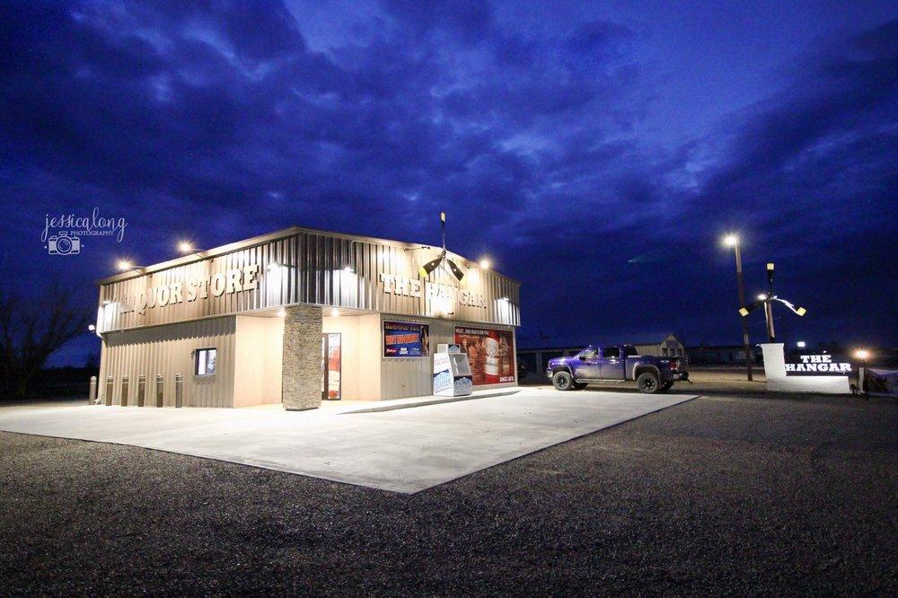 The Hangar Liquor Store: 36001 US Highway 287, Wiley, CO