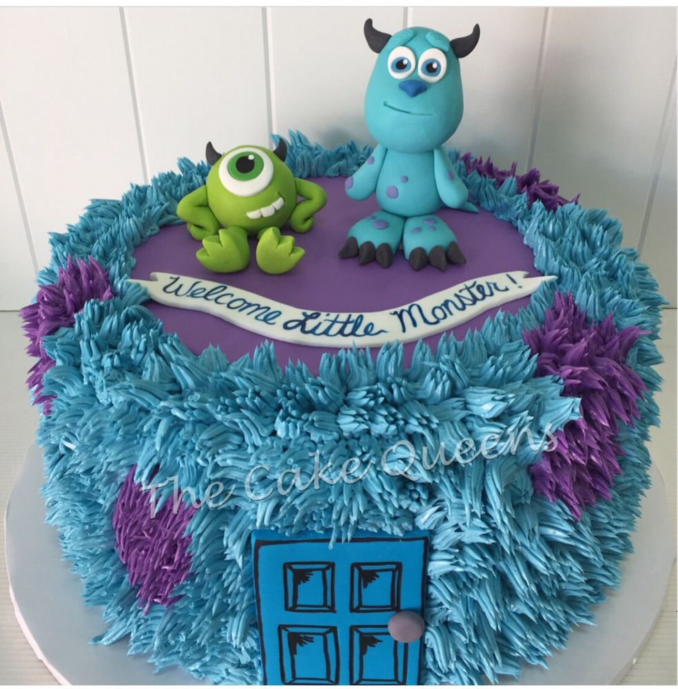 Photo of The Cake Queens - San Carlos, CA, United States. Monsters Inc
