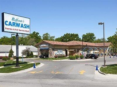 GO Car Wash: 10200 Shawnee Mission Pkwy., Merriam, KS