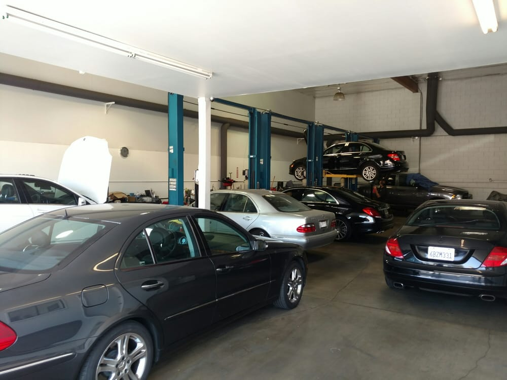 the best mercedes benz specialist in socal yelp