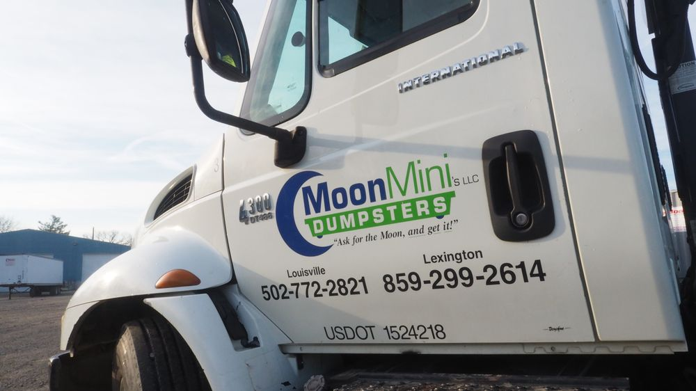 Moon Mini Dumpsters 28 Photos Dumpster Rental 2021