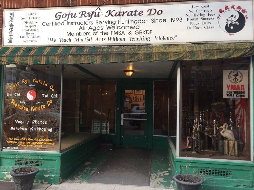 Goju Ryu Karate Do: 609 Washington St, Huntingdon, PA