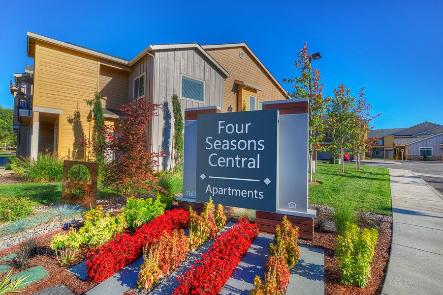 Four Seasons Central Apartments Vancouver Wa