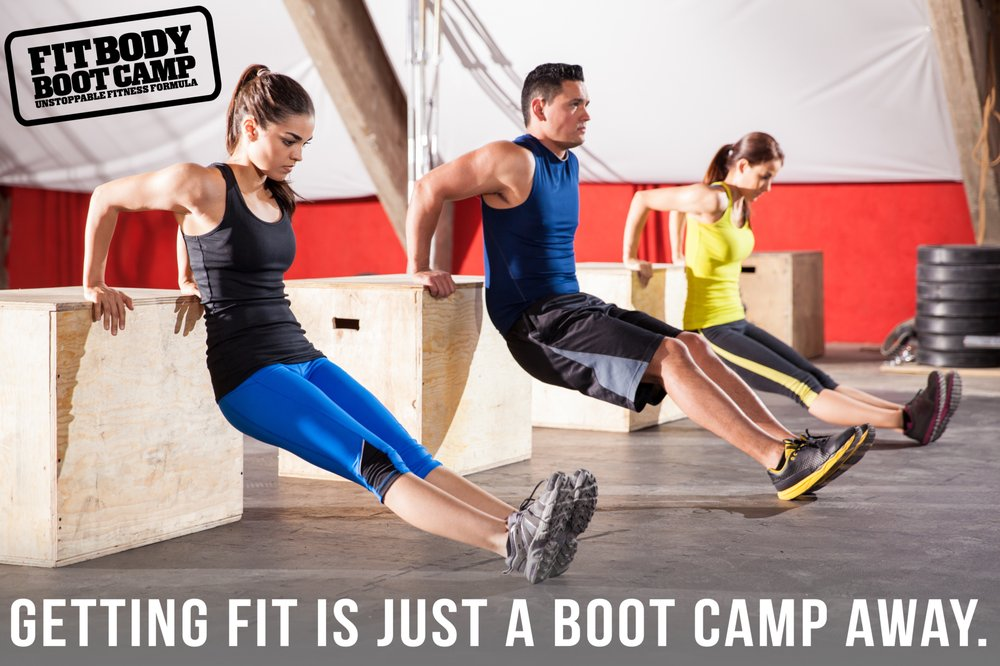 Thousand Oaks Fit Body Boot Camp: 3255 E Thousand Oaks Blvd, Thousand Oaks, CA
