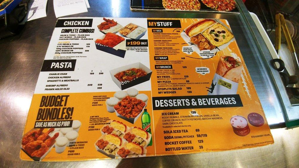 wholesale dealer e5288 b4d77 Photos for Yellow Cab Pizza Co - Yelp