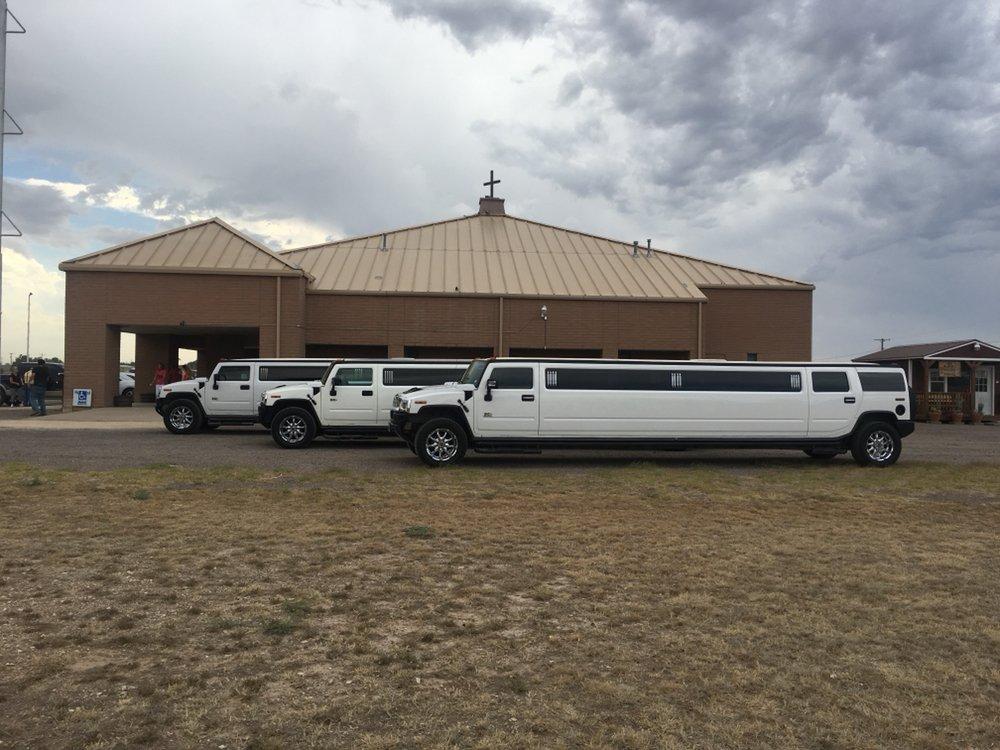 B&B Platinum Limo: 5601 West Industrial, Midland, TX