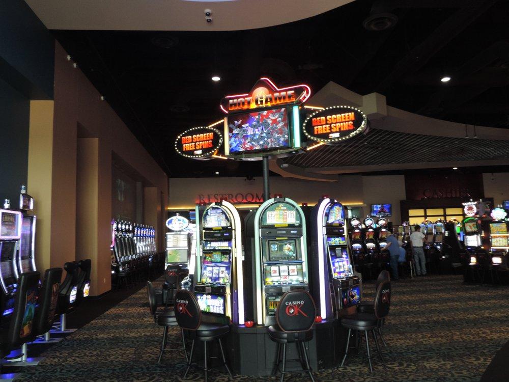 Casino Oklahoma: 220 E Cummins St, Hinton, OK