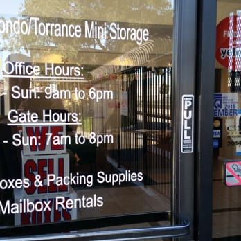 Photo Of Redondo Torrance Mini Storage   Redondo Beach   Redondo Beach, CA,  United