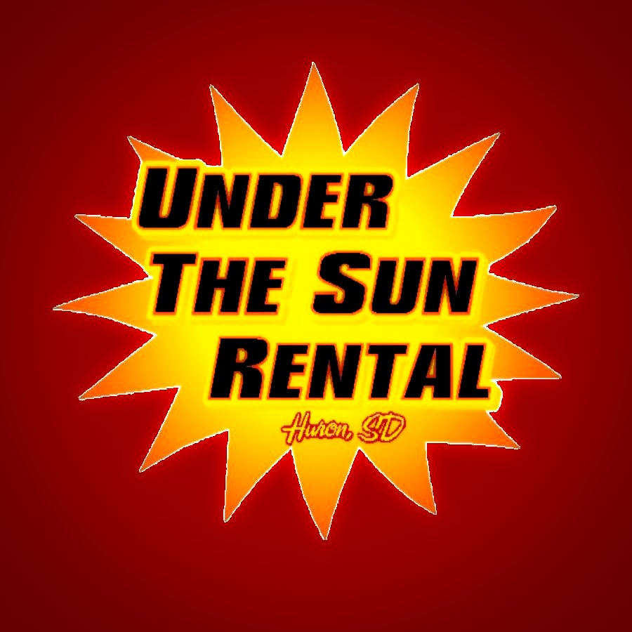 Under the Sun Rental: 1810 Old Hhwy 14 NW, Huron, SD