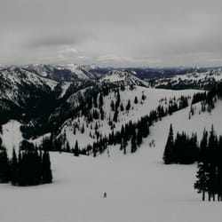 Photo Of Crystal Mountain Resort   Enumclaw, WA, United States. Mountain  All To ...