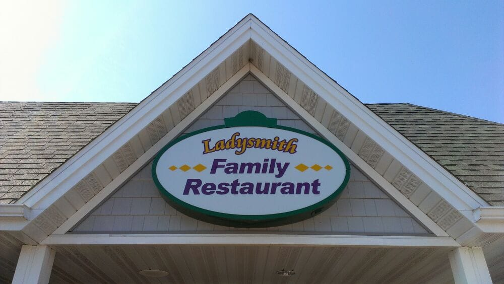 Ladysmith Family Restaurant: 820 Miner Ave W, Ladysmith, WI