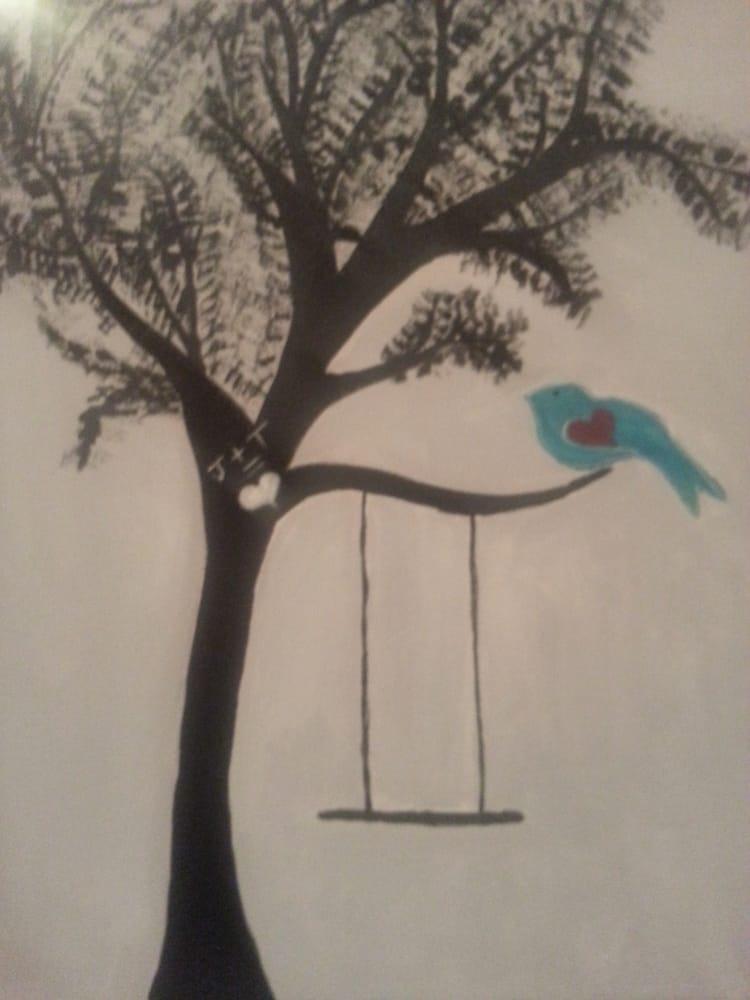 Tipsy Artist: 117 W Harrison Ave, Guthrie, OK