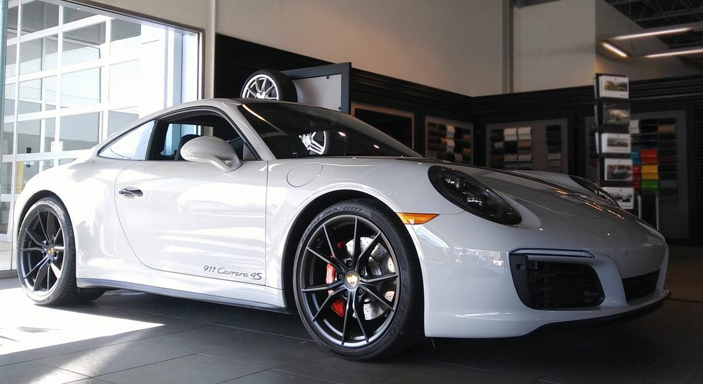 Porsche of the Village