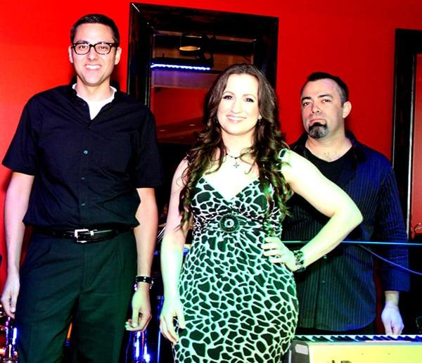 Rebecca De La Torre Band / Topkat Studios