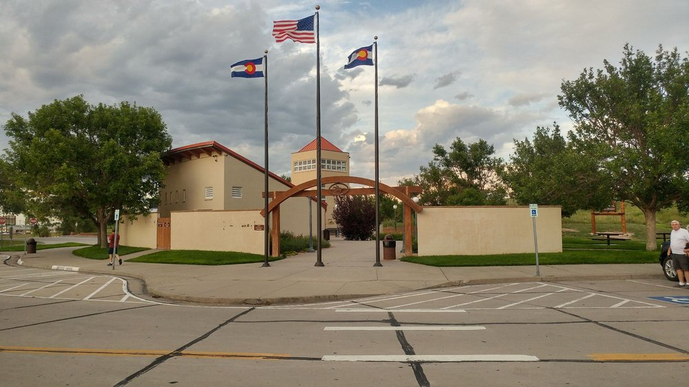 Julesberg Rest Area and Colorado Welcome Center: 20934 County Road 28, Julesburg, CO