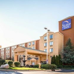 Photo Of Sleep Inn University Place Charlotte Nc United States