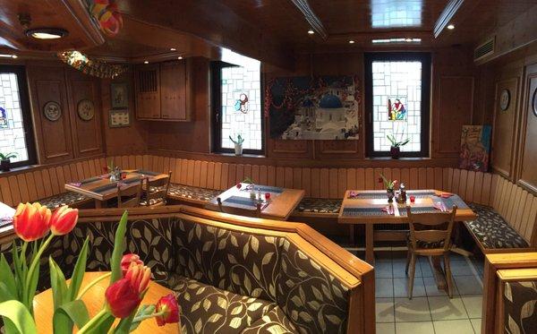 Thessaloniki Taverna - Greek - Alt Nied 2, Nied, Frankfurt, Hessen ...