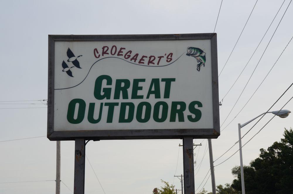 Croegaerts Great Outdoors: 4002 11th St, Rock Island, IL