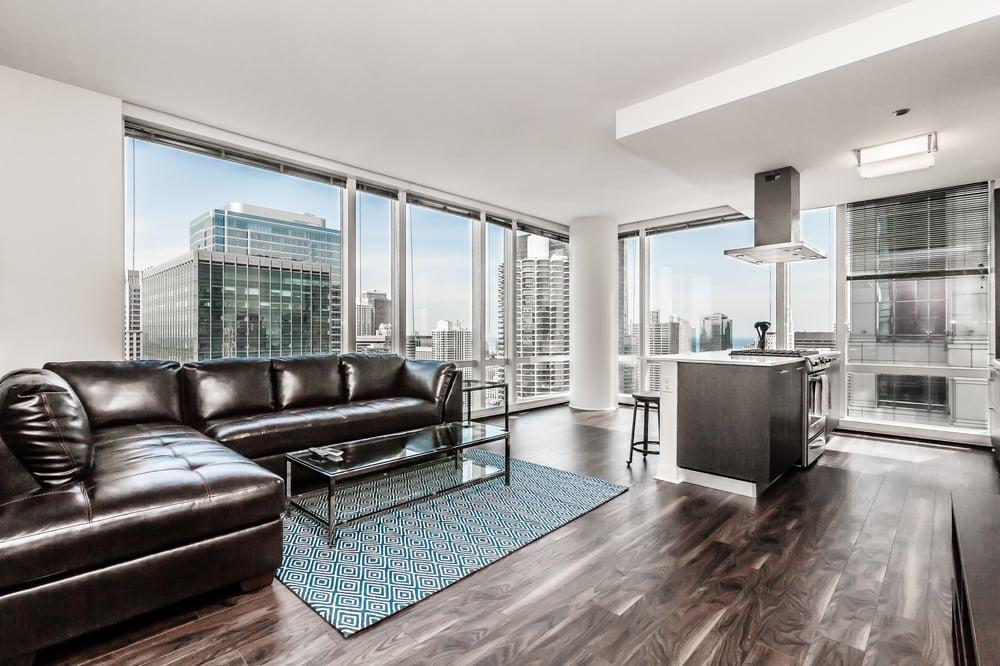 Pinnacle Furnished Suites: 1327 W Washington Blvd, Chicago, IL