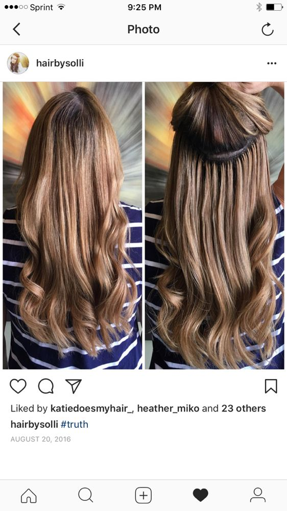 Hair Extensions By Solli 77 Photos 24 Reviews Hair Stylists