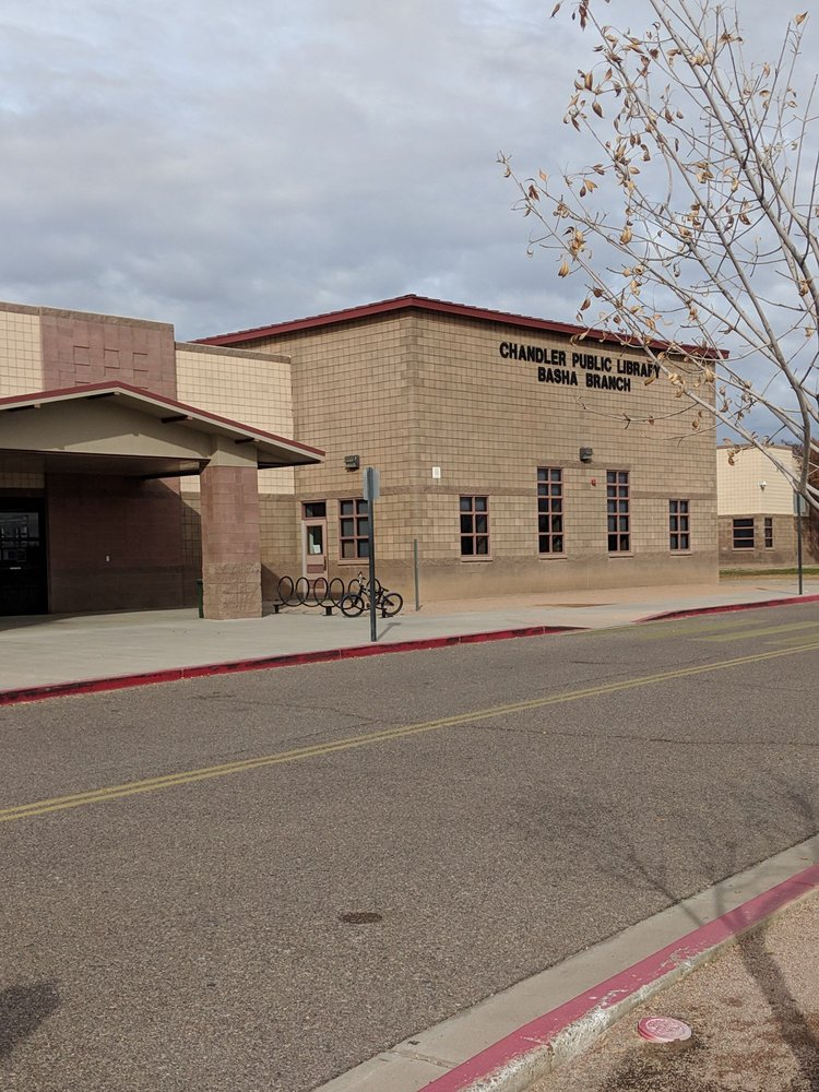 Chandler Public Library - Basha