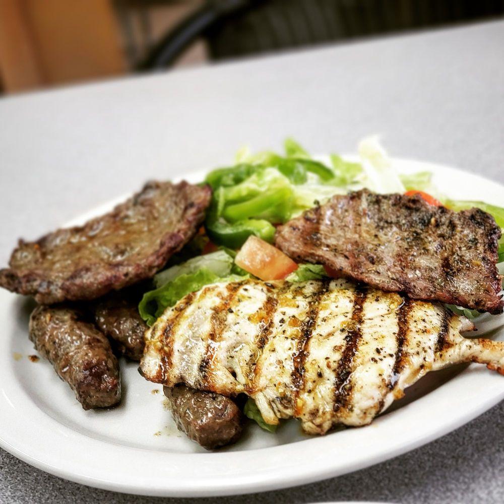 Balkan Grill: 5902 A N Kings Hwy, Alexandria, VA