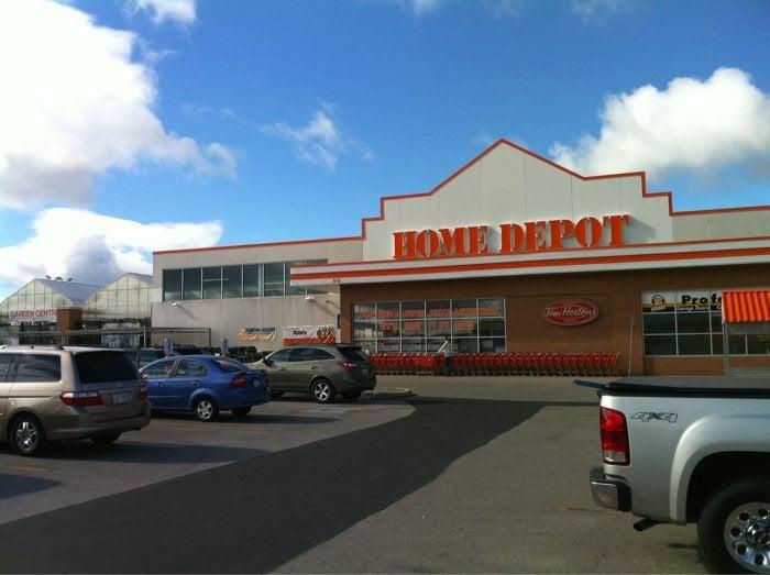 The Home Depot Baumarkt Baustoffe 99 Cross Avenue