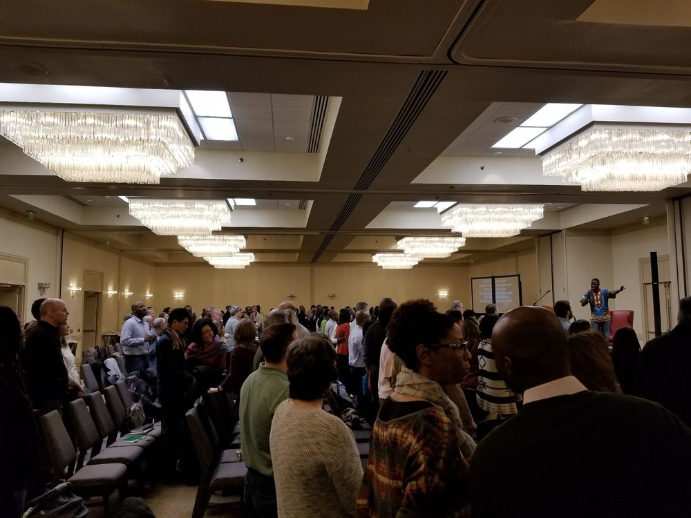 Greater Baltimore Church of Christ: 194 Hammonds Ln, Brooklyn Park, MD