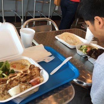 Mediterranean Cafe Pasadena Menu