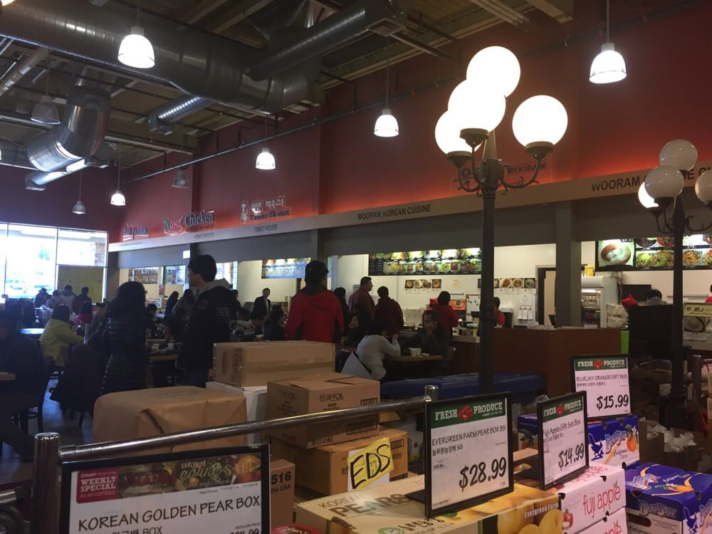 Food court yelp for 4 kitchen court edison nj