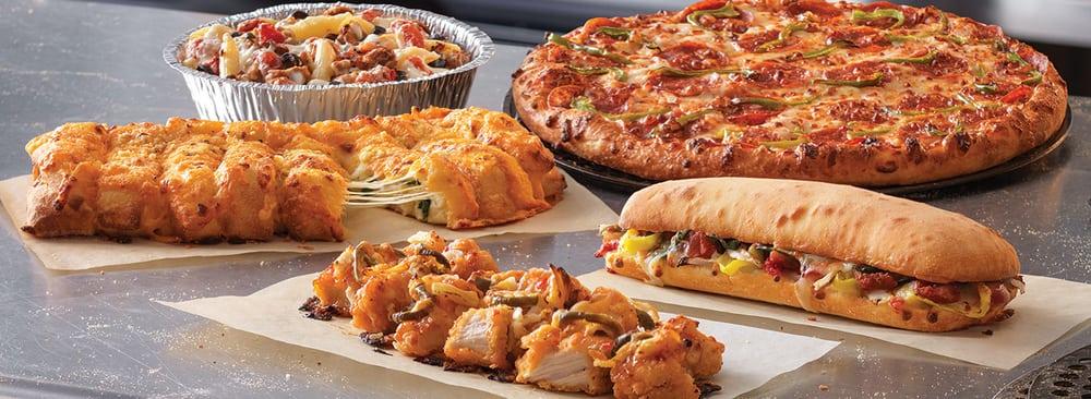 Domino's Pizza: 734 9th St W, Columbia Falls, MT