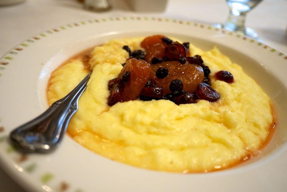 Creamy Polenta 2