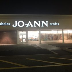 JOANN Fabrics and Crafts - Fabric Stores - 433 Center St