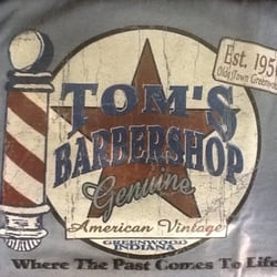 Tom's Barbershop