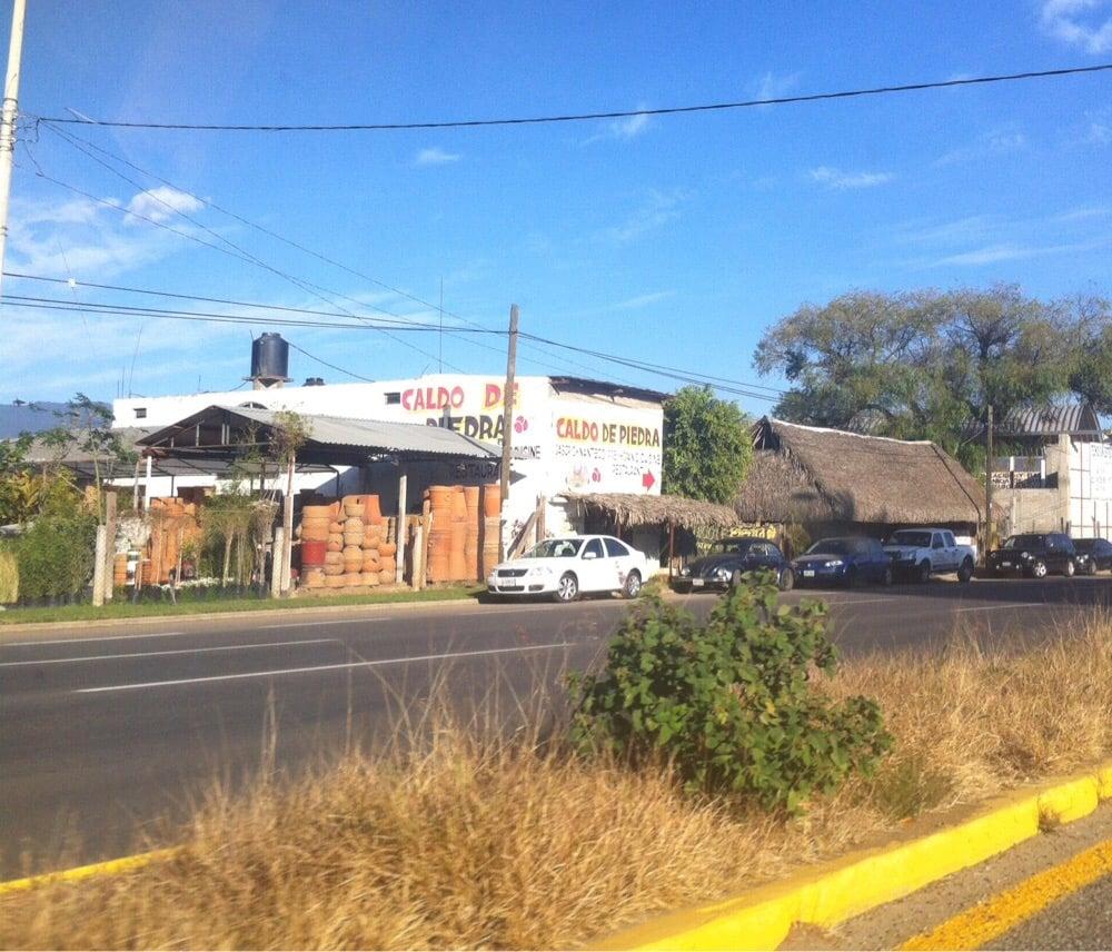 Caldo de Piedra - 11 reseñas - Cocina de Oaxaca - Km. 11.9 Carretera ...
