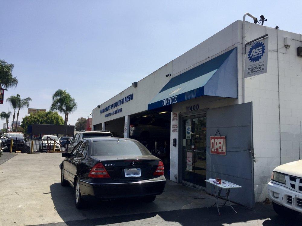 bb779da6b84 El Monte Nissan Specialist - 20 Reviews - Auto Repair - 11400 Valley ...