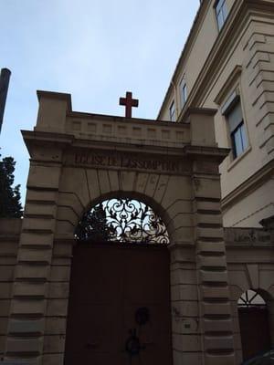 Meryem Ana Katolik Kilisesi - Churches - Cem Sok  No: 5