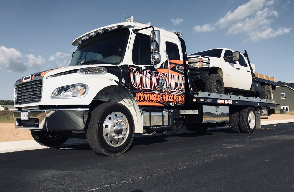 Towing business in Gainesville, VA