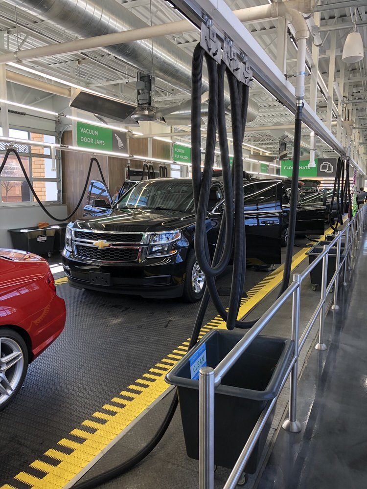 Xpress Interior Clean by Crew Carwash: 13425 Tegler Dr, Noblesville, IN