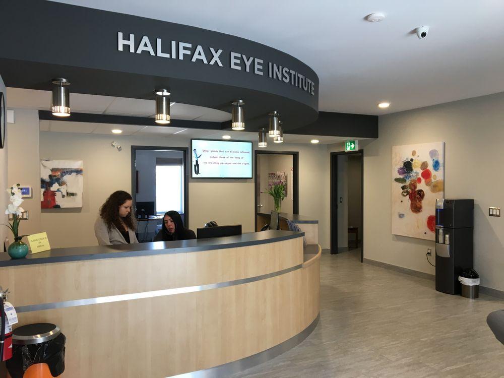 Halifax Eye Institute: 7 Bayview Road, Halifax, NS